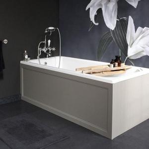Акриловая ванна BURLINGTON Arundel Cleargreen 170x75см,