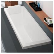 Акриловая ванна  Novellini CALOS 170х70 см. (в комплекте с ножками).