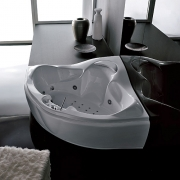 Акриловая ванна TREESSE Haiti 155х155 см.