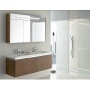 Мебель для ванной комнаты e.Go comp. 10     L 120 x H 52,4 x P 51 cм.
