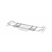Решетка для ванны 60-90 cm. LINEABETA Venessia хром