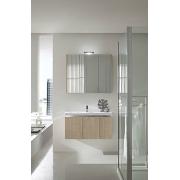 Мебель для ванной комнаты e.Go comp. 11    L 95 x H 52,7 x P 38 cм.