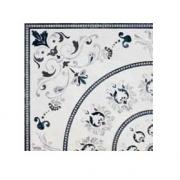 Декорация для пола Elios Onix White Lapp. Rett. 50,5x50,5 см.