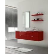 Мебель для ванной комнаты e.Ly сomp. 01  L 155 x P 51 cм.