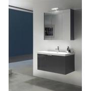 Мебель для ванной комнаты e.Ly comp. 04  L 85 x P 51 cм.