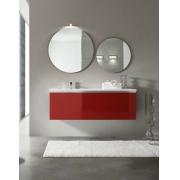Мебель для ванной комнаты e.Go comp. 01    L 140 x H 49,4 x P 51 cм.