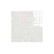 Мозаика для стен  Elios Onix Mosaico White 25,5x25,5 см. ( 2,5x2,5 )