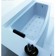 Акриловая ванна TREESSE Asyx 169x90 cм.