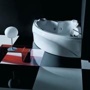 Акриловая ванна TREESSE Dafne 150x150 см.