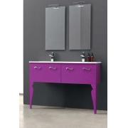 Мебель для ванной комнаты 120 см. ART DECO  3