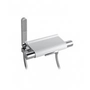 Смеситель для ванны термостатический внешний Alpi ZAGO хром