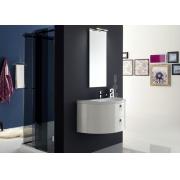 Мебель для ванной комнаты Quantum comp. 04    L 86 x Н 56,4 x P 43 cм.