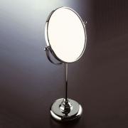 Зеркало увеличительное настольное Stilhaus SPECCHI Ø 12,5 x 40 H см. хром