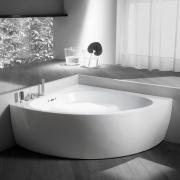 Акриловая ванна Teuco Coralya 545 140х140 см.