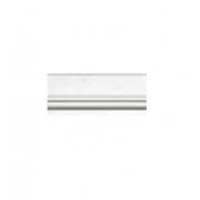 Декорация для стен Elios Onix Alzata White 12,5x25,5 см.
