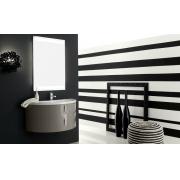 Мебель для ванной комнаты Quantum comp. 5    L 96 x Н  56,4 x P 48 cм.