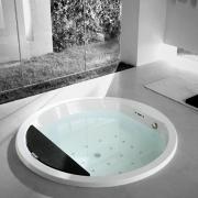 Акриловая ванна Teuco Naos 554 170 см.