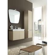 Мебель для ванной комнаты e.Go comp. 07    L 70 x H 52,4 x P 38 cм. + колона  L 35 x H 161,5 x P 37 cm.