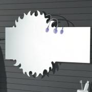 Зеркало настенное Stilhaus SPECCHI H 60 x L 90 см.