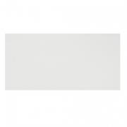 Плитка для стен Atlas Concorde 3D Solid White Matt. Rett. 40x80 см.