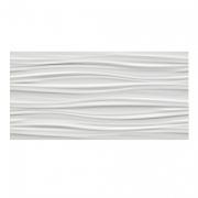 Плитка для стен Atlas Concorde 3D Ribbon White Matt. Rett. 40x80 см.
