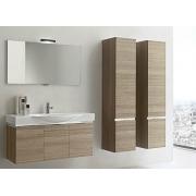 Мебель для ванной комнаты e.Go comp. 09    L 105 x H 56,4 x P 38 cм.