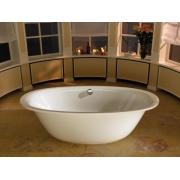 Стальная ванна KALDEWEI Ellipso Duo Oval 190x100